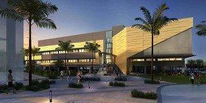 University of Miami Marine Technology of Life Sciences Building, Virginia Key, FL