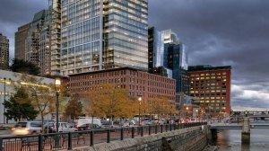 Atlantic Wharf, Boston, MA