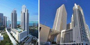Brickell World Plaza, Miami, FL