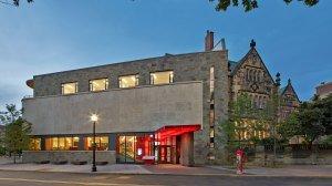 Boston University Admissions Reception Center, Boston, MA