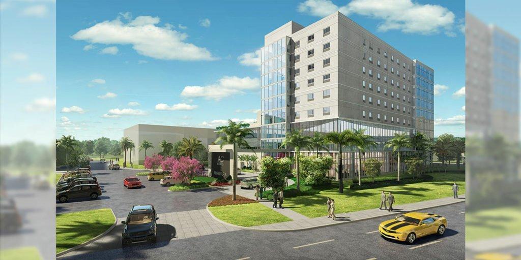 AC Hotel by Marriott, Aventura, Florida
