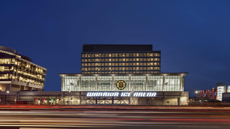 Boston Bruins Practice Facility, Brighton, MA