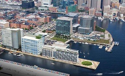 Pier 4, Boston, MA